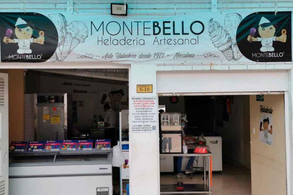 helados montebello